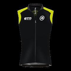 GTN Pro Training Vest - Black & Yellow