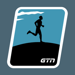 GTN Run Sticker