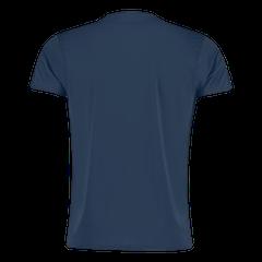 GTN Men's Blue Running T-Shirt