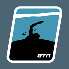 GTN Swim Sticker