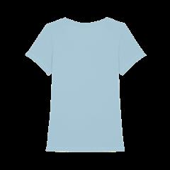 GTN Women's Core Sky Blue T-Shirt