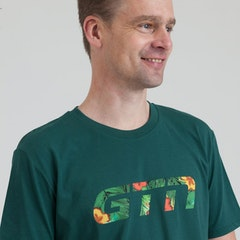 GTN Tropical Logo T-Shirt