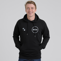 GCN Contrast Edition Hoodie - Black