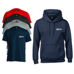 GCN Core Hoodie Casual Combo