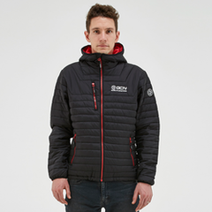 GCN Winter Jacket - Black