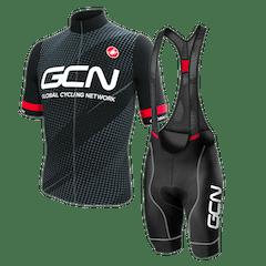 GCN Castelli Pro Training Squadra Bundle