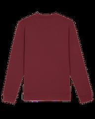 GCN Word Logo Sweatshirt - Burgundy