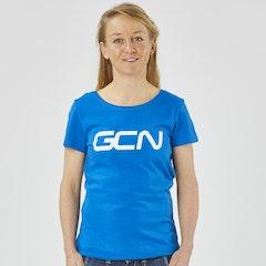 GCN T-Shirt Ecologica per Donne - Azzurra