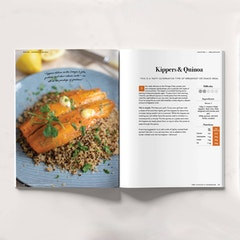 The Cyclist's Cookbook: Food To Power Your Cycling Life by Nigel Mitchell