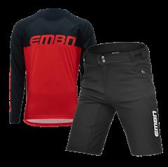 EMBN Jersey & Shorts Bundle