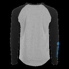 EMBN Classic T-Shirt Long Sleeve - Grey & Black