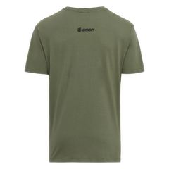 EMBN T-Shirt - Military Green & Black