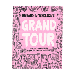 GCN Richard Mitchelson's Grand Tour Book