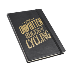 GCN The Unwritten Rules of Cycling Notebook