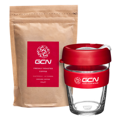 GCN KeepCup and Coffee Bundle