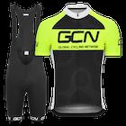 GCN Complete Fan Kit Bundle - Black & Yellow