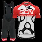 GCN Complete Fan Kit Bundle - White & Red