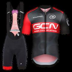 GCN Complete Pro Team Kit Bundle