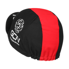 GCN Fan Kit Cycling Cap - Black & Red