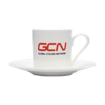 GCN Espresso Cup and Saucer Set