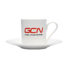 GCN Espresso Cup and Saucer Set
