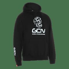 GCN Classic Hoodie - Black & White
