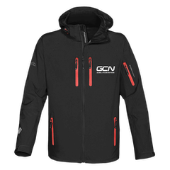 GCN Waterproof Winter Jacket - Black