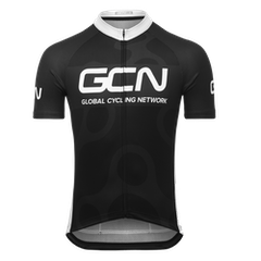 GCN Fan Kit Jersey - Black & White
