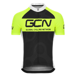 GCN Fan Kit Jersey - Black & Yellow