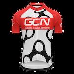 GCN Fan Kit Jersey - White & Red