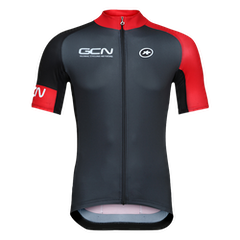 GCN Pro Training Jersey - Grey & Red