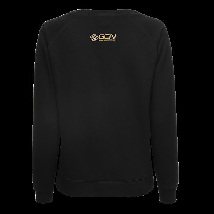 black sweatshirt womens