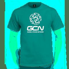 GCN Classic T-Shirt - Green & White
