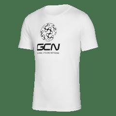 GCN Classic T-Shirt - White & Black