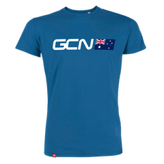 GCN Australia T-Shirt - Royal Blue