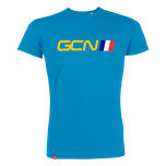 GCN France T-Shirt - Azure Blue