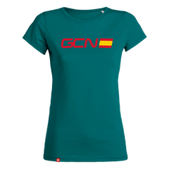 GCN Spain Womens T-Shirt - Teal