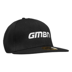 GMBN Snap Back Cap - Black