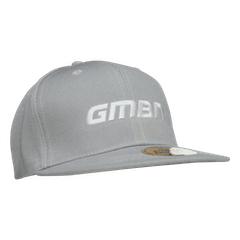 GMBN Snap Back Cap - Grey