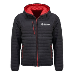 GMBN Thermal Winter Jacket - Black