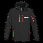 GMBN Waterproof Winter Jacket - Black