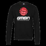 GMBN Classic Sweatshirt - Black & Red