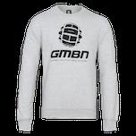 GMBN Classic Sweatshirt - Grey & Black
