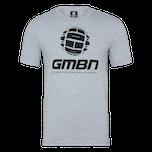 GMBN Classic T-Shirt - Grey & Black