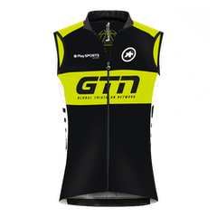 GTN Pro Team Vest - Black & Yellow