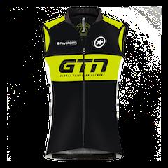 GTN Pro Team Vest - Black & Yellow