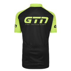 GTN Fan Kit Kids' Jersey - Black & Yellow
