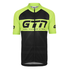 GTN Fan Kit Kids Jersey - Black & Yellow