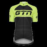 GTN Fan Kit Womens Jersey - Black & Yellow