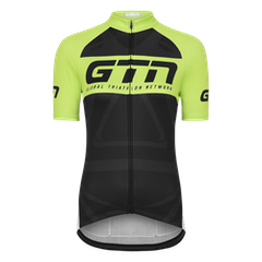 GTN Fan Kit Womens Jersey - Black & Yellow